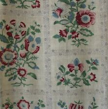 "Pair of vintage curtains W 57"" x D 57"""