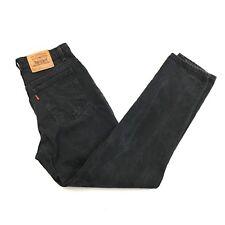 Vintage Levis 921 Black Slim Fit 14 Regular Long Jeans Denim Mom Jeans Tapered
