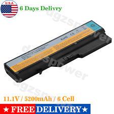 Battery For Lenovo IdeaPad V470G V470P Z370 Z370G V360 V470 Z465A-NEI Z560 V570P
