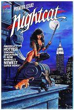 Nightcat nº 1/1991 Denys Cowan/Joe Jusko cover