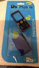 Sony Ericsson W610 Full Fascia Housing Cover Front Back Case Keypad Blue