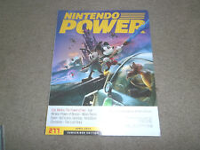 Nintendo Power Magazine Epic Mickey:Power Two Issue Vol 268 Apr 2012*KId Icarus