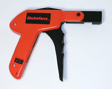 NEW Cable Zip Wire Tie Tool w/adjustable tension Tighten/Cut Electra-Force 89605