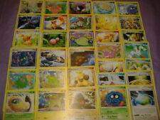 COMPLETE COMMON Platinum ARCEUS Pokemon-32 Card Set MINT