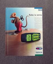 [GCG] K172- Advertising Pubblicità -2002- NOKIA 3510