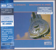 "Dire Straits ""Brothers in Arms"" JVC Japan SHM-XRCD XRCD2 Brand New Sealed CD"