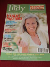 THE LADY - HRT - April 11 2006 Vol 224 # 6254