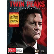 Twin Peaks: A Limited Event Series Blu ray RB New Sealed