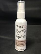 Frownies Rose Water Hydrator New Formula 2 oz. / 59 mL