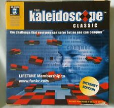 THE KALEIDOSCOPE CLASSIC PC CD-ROM PUZZLE GAME