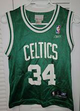 Paul Pierce - Boston Celtics - vintage NBA Basketball jersey -  youth S