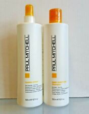 Paul Mitchell Baby Don't Cry Shampoo & Taming Spray - 16.9 oz Duo Set