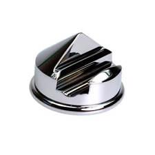 Edwin Jagger Chrome Razor Storage Cone for Fusion, ProGlide or Mach3 TCRSM3F