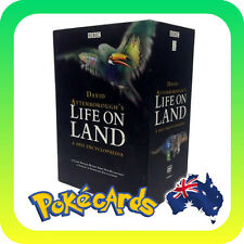 Life On Land: A DVD Encyclopaedia 15-DVD Documentary Region 4 BOXSET