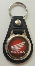 HONDA Logo Medallion Keyring, Brand New