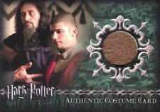 Harry Potter and the Goblet of Fire Viktor Krum Costume Card HP C4 #439/700
