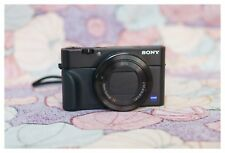 Sony Cyber-shot DSC-RX100 III (excellent condition + extras)