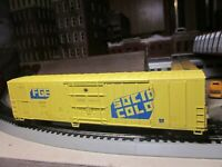 FGE  EXPRESS REFRIGERATED MECHANICAL REEFER 60 ' ATHEARN 1/87 HO RTR SOLID COLD