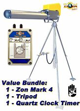 Zon Mark 4 Bird Scare Cannon Value Bundle with Tripod and Timer - NEW