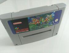 Secret of Mana 2 SNES PAL Super Nintendo