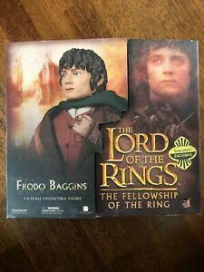 Sideshow Collectibles Lord of the Rings FRODO BAGGINS 1:6 Collectible Figure