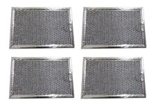 Grease Filter for Samsung Microwave 5 x 7 5/8 (4 pack) - New