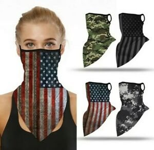 🔥Face Mask Mouth Cover Washable‼️ Motorcycle Bandana🔥 BUY 2 GET 1 FREE‼️