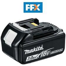 Baterías y cargadores Makita de iones de litio (li-ion) 18V para herramientas eléctricas de bricolaje