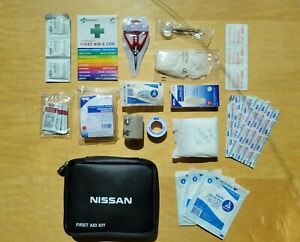 New Genuine OEM First Aid Kit for 2004-2021 Nissan Vehicles & Cars - 999M1-ST000