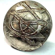 Dug Wwi Imperial Russia Army Communications office button Tannenberg Battlefield