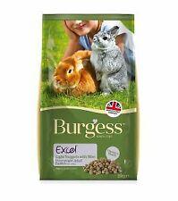 Burgess Excel Light Rabbit Nuggets with Mint 2kg - 13848