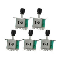 5PCS Tele Style Guitar Switches 3-Way Pickup Selector Switch for FD Tele Guitar