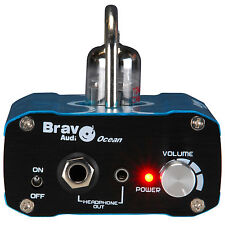 Bravo Audio Ocean Headphone Amplifier Mini Valve Class A Tube Headphone Amp