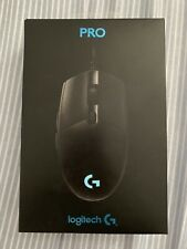Logitech G Pro Hero Wired Optical Gaming Mouse with Lightsync RGB Lighting