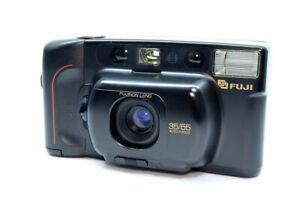 [N MINT] Fuji TELE CARDIA 160 DATE 35mm Point&Shoot Film Camera JAPAN 210874