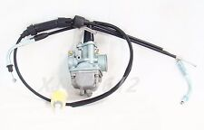Carburetor Throttle Cable Fuel Filter Yamaha PW80 Dirt Pit Bike Carb 1983-2006