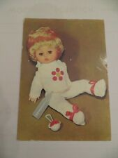 Ansichtskarte Puppe - Planet-Verlag Berlin - DDR - AK - 290281 - 20977