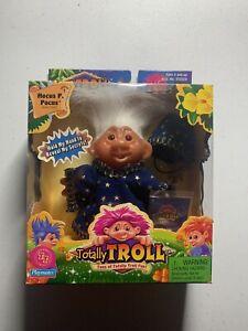 Totally Troll Hocus P. Pocus Doll Playmates 2001 Series 1 NIP