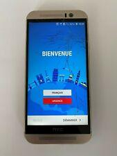 HTC - ONE M9 - 32GO - Bloqué sur un compte Google