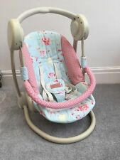 Baby Musical Moving Swing, Mamas & Papas, Pink, Excellent Condition.
