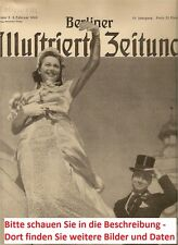 1944 Geburtstagszeitung Zeitung zum 73. Geburtstag Geschenk / 2. Weltkrieg WW 2