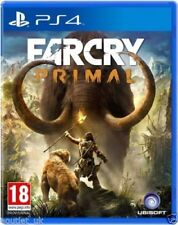 Far Cry Primal PS4 - MINT - Same Day Dispatch via Super Fast Delivery
