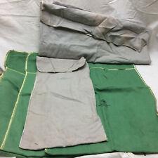 5 Vintage Anti Tarnish Silver Bags Higbee Company & The Webb C. Ball Co Jewelers