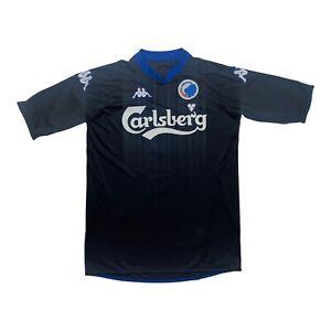 Kappa FC Copenhagen 2007/2008 Away Football Shirt Soccer Jersey #1 Christiansen