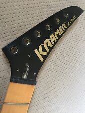 1987 Kramer ZX30H Aerostar Electric Guitar Original Maple Neck