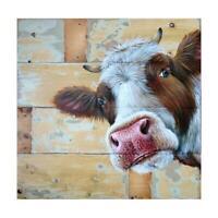 5D DIY Full Drill Diamond Painting Cow Cross Stitch Embroidery Mosaic Kit