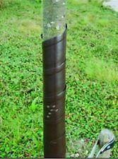 Baumspirale 20 Stck., Baum-Manschetten, Wildschutz, Wildverbiß, Baumschutz