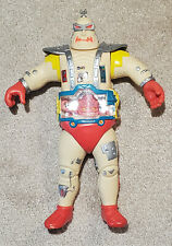 1991 Teenage Mutant Ninja Turtles TMNT Krang Android body Krang vintage 11 inch