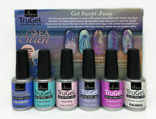 EZFlow TruGel - Gel Polish LED UV - SEA SIREN 2015- 0.5oz/14mL - Pick any Color