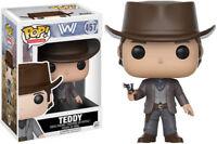 Funko Pop! Television: Westworld - Teddy [New Toy] Vinyl Figure
